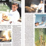 Revista Escape - La Razon Mayo 2004